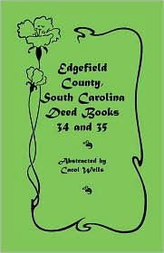 Edgefield County, South Carolina - Carol Wells