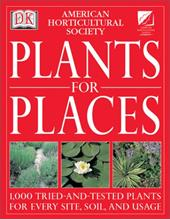 Plants for Places - Hawthorne, Lin / Kruger, Anna