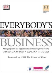 Everybody's Business - Hodges, Adrian / Hayward, Adele / Grayson, David
