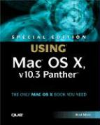 Special Edition Using Mac OS X V10.3 Panther