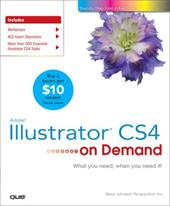 Adobe Illustrator CS4 on Demand - Johnson, Steve