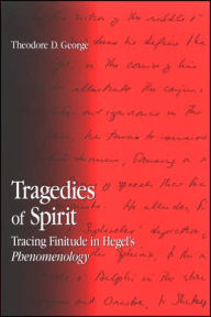 Tragedies of Spirit: Tracing Finitude in Hegel's Phenomenology - Theodore D. George