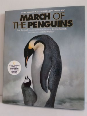 March of the Penguins - Jacquet, Luc