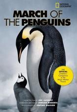 March of the Penguins - Luc Jacquet (author), J��r��me Maison (photographer)
