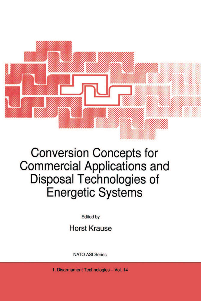 Conversion Concepts for Commercial Applications and Disposal Technologies of Energetic Systems als Buch von