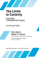 The Limits to Certainty - O. Giarini; Walter R. Stahel