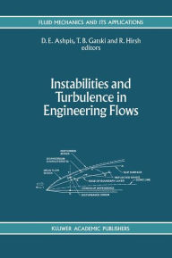 Instabilities and Turbulence in Engineering Flows - D. Ashpis