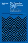 The Australian Trade Practices Act 1974