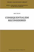 Carlson, E.: Consequentialism Reconsidered