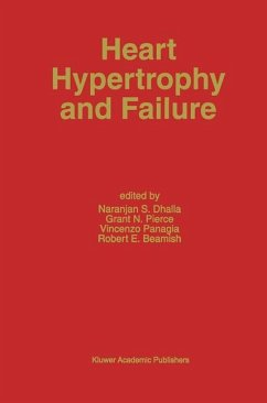 Heart Hypertrophy and Failure - Dhalla, Naranjan S. / Pierce, Grant N. / Panagia, Vincenzo / Beamish, Robert E. (eds.)