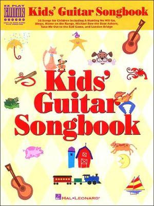 Kids' Guitar Songbook - Hal Leonard Corp.