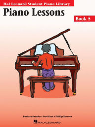 Piano Lessons Book 5 - Fred Kern