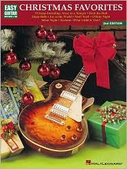 Christmas Favorites - Guitar Tab - Hal Leonard Corp.