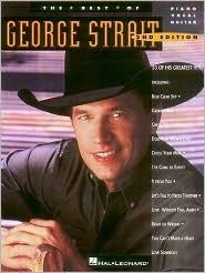The Best of George Strait: (Sheet Music) - George Strait