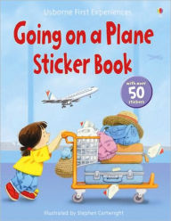Going on a Plane Sticker Book - Anna Civardi