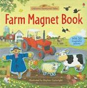 Farm Magnet Book [With Magnet(s)]