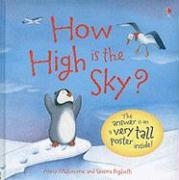 How High Is the Sky? [With Poster]