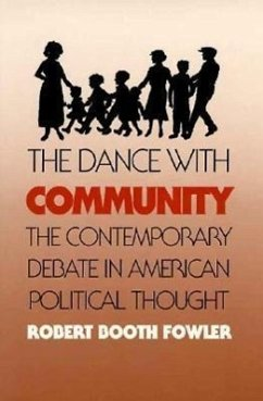 Dance with Community (PB) - Fowler, Robert Booth