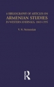 A Bibliography of Articles on Armenian Studies in Western Journals, 1869-1995 - Vrej N. Nersessian