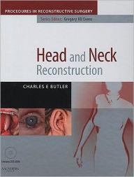 Head and Neck Reconstruction with DVD: A Volume in the Procedures in Reconstructive Surgery Series - Charles Butler