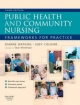 Public Health and Community Nursing - Dianne Watkins; Judy Cousins