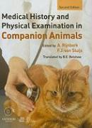 Medical History and Physical Examination in Companion Animals [With DVD-ROM]