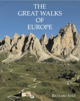 Great Walks of Europe