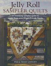 Jelly Roll Sampler Quilts - Lintott, Pam / Lintott, Nicky