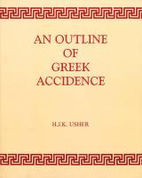 Outline of Greek Accidence