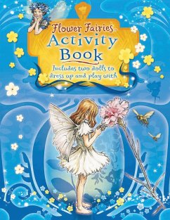 Flower Fairies Activity Book [With Cut-Out Paper Dolls & Clothes] - Barker, Cicely Mary