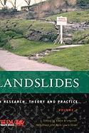 Landslides in Research, Theory and Practice, Volume 2
