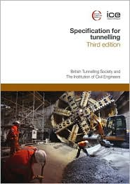 Specification for Tunnelling