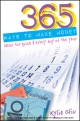 365 Ways to Make Money - Kylie Ofiu