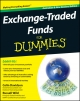 Exchange-Traded Funds For Dummies - Colin Davidson;  Russell Wild