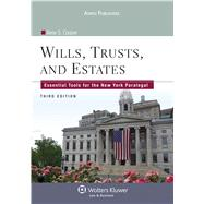 Wills, Trusts, and Estates - Cooper, Ilene S.