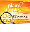 Microsoft OneNote 2010 Plain & Simple - Peter Weverka