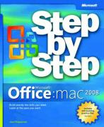 Office 2008 for Macintosh Step by Step
