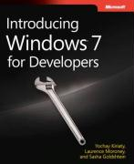 Introducing Windows® 7 for Developers