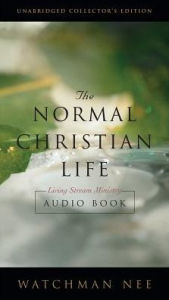 The Normal Christian Life Audio Book - Watchman Nee