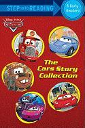 Disney Pixar Cars Five Fast Tales