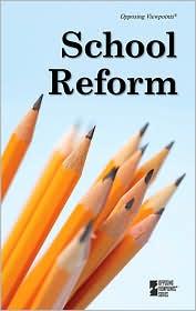 School Reform - Noah Berlatsky