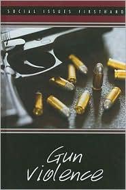 Gun Violence - Ronnie D. Lankford