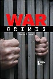War Crimes - Margaret Haerens
