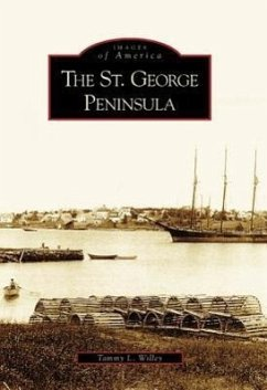 The St. George Peninsula - Willey, Tammy L.