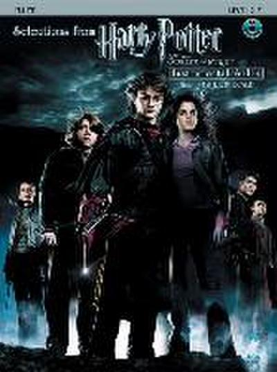 Selections from Harry Potter and the Goblet of Fire: Flute, Book & CD - Patrick Doyle