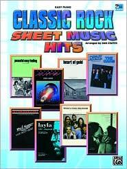 Classic Rock Sheet Music Hits - Dan Coates