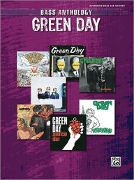 Green Day -- Bass Anthology: Authentic Bass TAB - Green Day