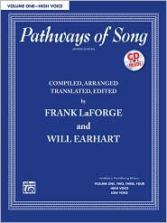Pathways of Song, Vol 1: High Voice, Book & CD - Frank LaForge
