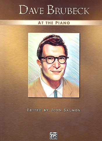 Dave Brubeck at the Piano : for piano - 002811