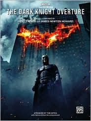 The Dark Knight Overture: 5 Finger - Hans Zimmer, James Newton Howard, Arranged by Tom Gerou, Christopher Nolan
